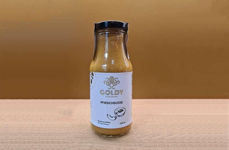 Goldy Pfirsichsosse
