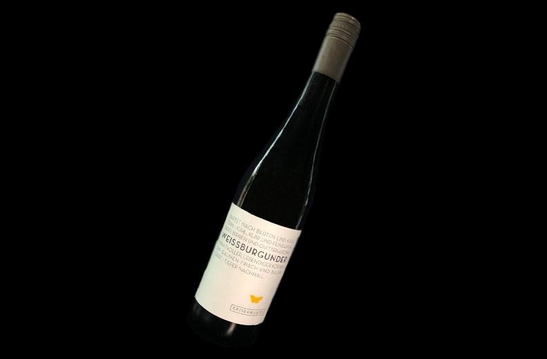 Weissburgunder Kaisermantel vom Weingut Dr. Köhler